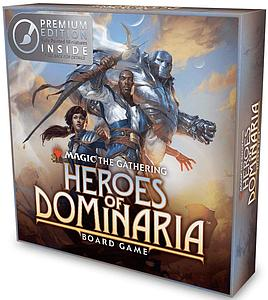 Magic The Gathering – Heroes of Dominaria (Premium Edition)