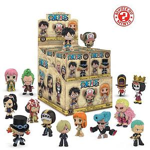 Mystery Minis Blind Box: One Piece (12 Packs)