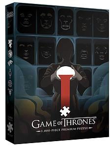 Puzzle: Game of Thrones - We Never Stop Playing