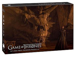 Puzzle: Game of Thrones - Balerion the Black Dread