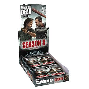 The Walking Dead Trading Cards: Season 8 Booster Pack