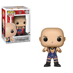 Pop! WWE Vinyl Figure Kurt Angle #55 (Vaulted)