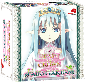 Heart of Crown: Fairy Garden