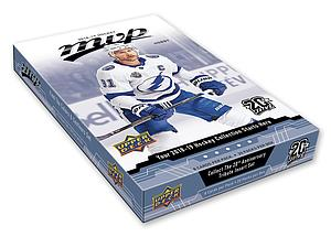 Upper Deck NHL 2018-19 MVP Hockey Hobby Box