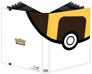 Pokemon 9-Pocket Pro Sideloading Binder Ultra Ball