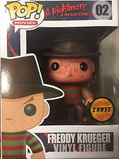 Pop! Movies A Nightmare on Elm Street Vinyl Figure Freddy Krueger #02 (Chase)