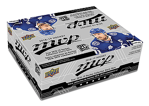 Upper Deck NHL 2018-19 MVP Hockey Retail Box