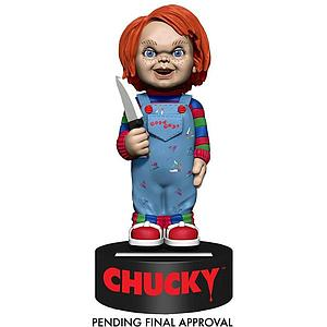 Solar Powered Body Knockers - Chucky