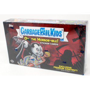 Garbage Pail Kids 2018 Series 2 Trading Cards: Hobby Box (24 Packs)