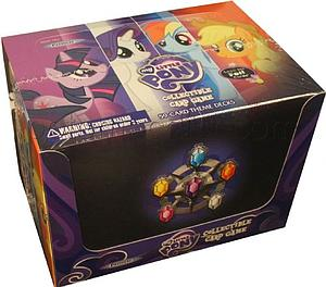 My Little Pony Collectible Card Game Premiere Edition Theme Deck Box