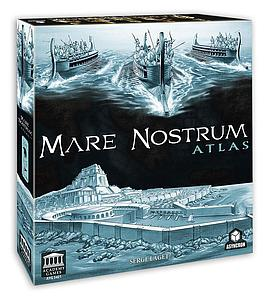 Mare Nostrum: Empires - Atlas Expansion
