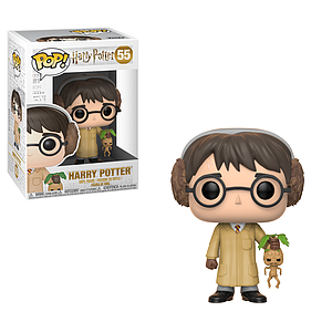 Pop! Harry Potter Vinyl Figure Harry (Herbology) #55