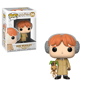 Pop! Harry Potter Vinyl Figure Ron Weasley #56