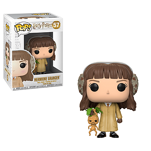 Pop! Harry Potter Vinyl Figure Hermione Granger (Herbology) #57