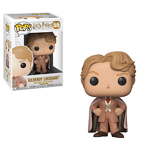 Pop! Harry Potter Vinyl Figure GIlderoy Lockhart #59