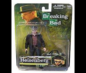 "Toys Breaking Bad 6"": Heisenberg (Walter White)"