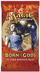 Magic the Gathering: Born of the Gods - Booster Pack