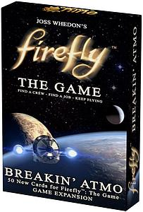 Firefly: The Game - Breakin' Atmo