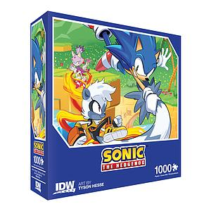 Puzzle: Sonic the Hedgehog