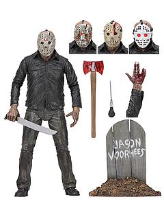 Friday The 13th Ultimate Part 5: Jason Voorhees