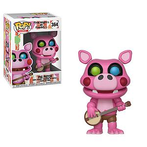Pop! Games Five Nights at Freddy's Pizza Simulator Vinyl Figure Pig Patch #364
