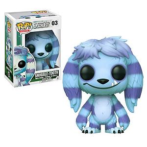 Pop! Monsters Vinyl Figure Snuggle-Tooth #03