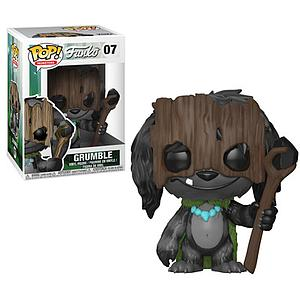 Pop! Monsters Vinyl Figure Grumble #07