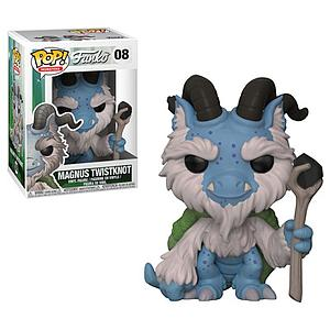 Pop! Monsters Vinyl Figure Magnus Twistknot #08