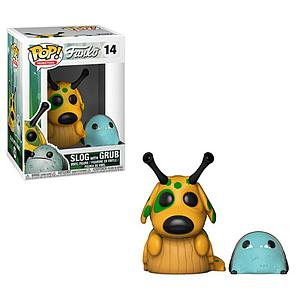 Pop! Monsters Vinyl Figure Slog with Grub #14
