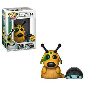 Pop! Monsters Vinyl Figure Slog with Grub #14 (Chase)