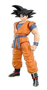 Dragon Ball Z Master Grade 1/8 Scale Model Kit: Son Gokou