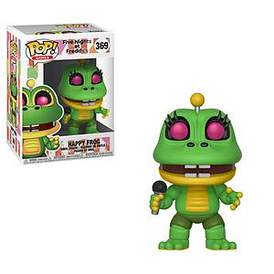 Pop! Games Five Nights at Freddy's Pizza Simulator Vinyl Figure Happy Frog #369