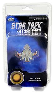 Star Trek: Attack Wing Miniatures Game Wave 8 - Val Jean (Expansion Pack)