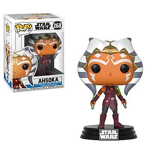 Pop! Star Wars Clone Wars Vinyl Bobble-Head Ahsoka #268