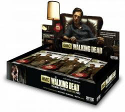 Cryptozoic The Walking Dead Television Series 3 Set 2 Trading Cards: Sealed Box