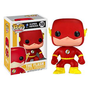 Pop! Heroes DC Vinyl Figure The Flash #10