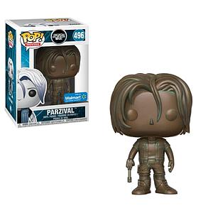 Pop! Movies Ready Player One Parzival (Antique) #496 Walmart Exclusive