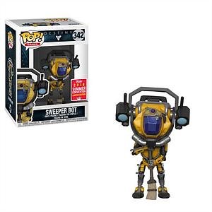 Pop! Games Destiny Vinyl Figure Sweeper Bot #342 2018 Summer Convention Exclusive