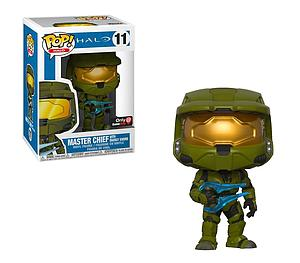 Pop! Halo Vinyl Figure Master Chief with Energy Sword #11 GameStop Exclusive