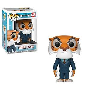 Pop! Disney TaleSpin Vinyl Figure Shere Khan #445