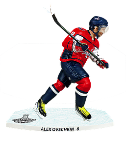 NHL Alexander Ovechkin (Washington Capitals) 2018-2019