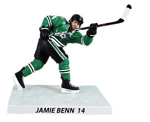 NHL Jamie Benn (Dallas Stars) 2018-2019