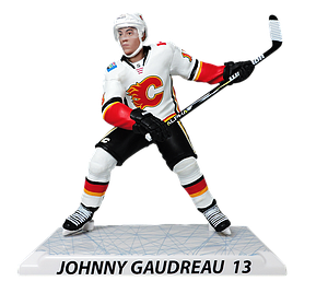 NHL Johnny Gaudreau (Calgary Flames) 2018-2019