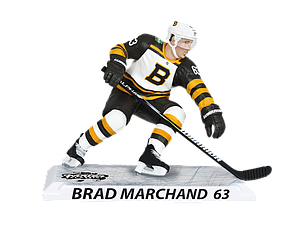 NHL Brad Marchand (Boston Bruins) Winter Classic 2018-2019
