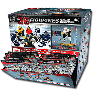"NHL 2.5"" Figure Blind Box: Single Figure Pack 2018-2019"