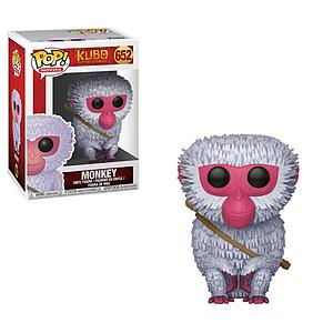 Pop! Movies Kubo and the Two Strings Vinyl Figure Monkey #652