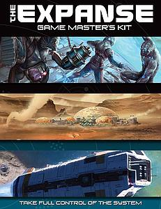 The Expanse Roleplaying Game: Game Master's Kit