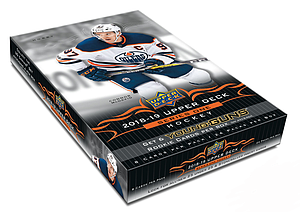 NHL 2018-19 Series One Hockey Hobby Box