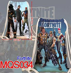 Fortnite Drawstring Backpack Characters