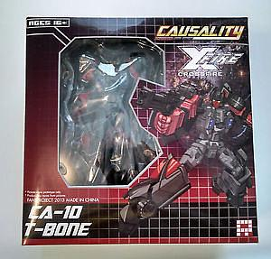 Fansproject Causality X-Fire Crossfire: T-Bone (Ca-10)